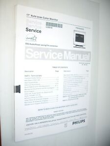 Philips 17B2302Q Monitor Drivers Windows 7