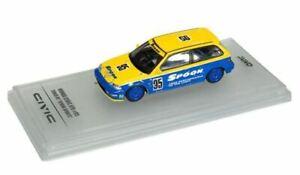 "INNO64 Honda Civic EF9 #95 /""Spoon Sports/"" 1:64"
