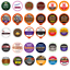 30ct-Coffee-K-Cup-Sampler-Packs-Choose-from-Bold-Flavored-Reg-or-Party-Mix thumbnail 4