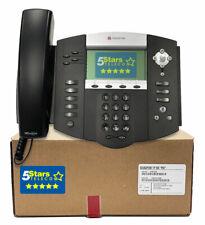 Polycom Soundpoint Ip 550 2200 12550 025 Renewed 1 Year Warranty