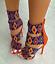 Hakken Feestschoenen Teen Romeinse Europa Stiletto's Womens Hoge Open Vintage 8nwNvm0