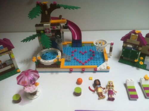 La Piscine d/'heartlake City LEGO FRIEND/'S N°41008