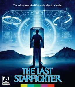 THE-LAST-STARFIGHTER-U-S-ARROW-Remastered-Blu-ray-Disc-with-SLIPCOVER