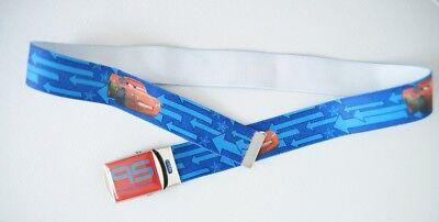 Giovani Cintura Disney The Cars Lightning Mc Queen Lunghezza: 84 Cm Nuovo-mostra Il Titolo Originale Una Custodia Di Plastica è Compartimentata Per Lo Stoccaggio Sicuro