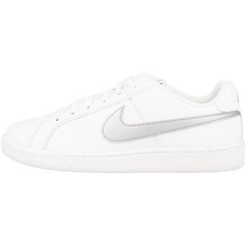 Royale Court Ginnastica Scarpe Bianco 100 Pelle In Donne 749867 Nike Da aw5qTdw