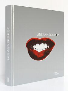 Les-annees-Pop-1956-1968-Catalogue-Expo-Centre-Pompidou-2001-Relie-BEAU-LIVRE