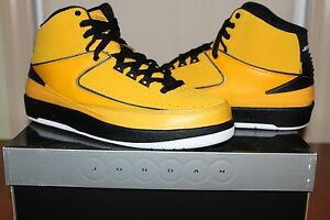 competitive price aa583 15a72 Image is loading Air-Jordan-034-Candy-Pack-034-2s-Yellow-