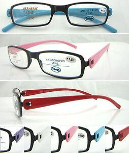 L352-Superb-Quality-Lightweight-Reading-Glasses-Flexible-Plastic-Frame