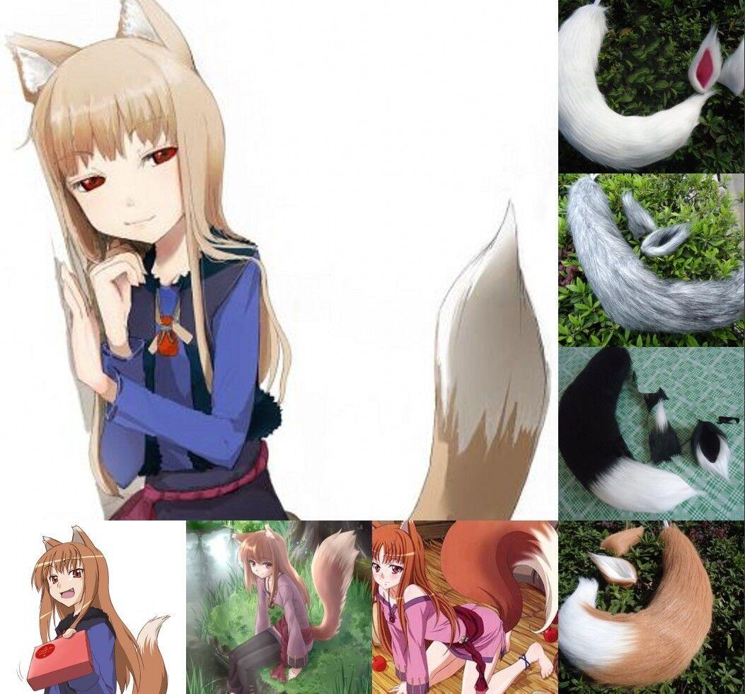 Wolf Holo Fox And Anime Spice Kamisama Kiss Hajimemashita
