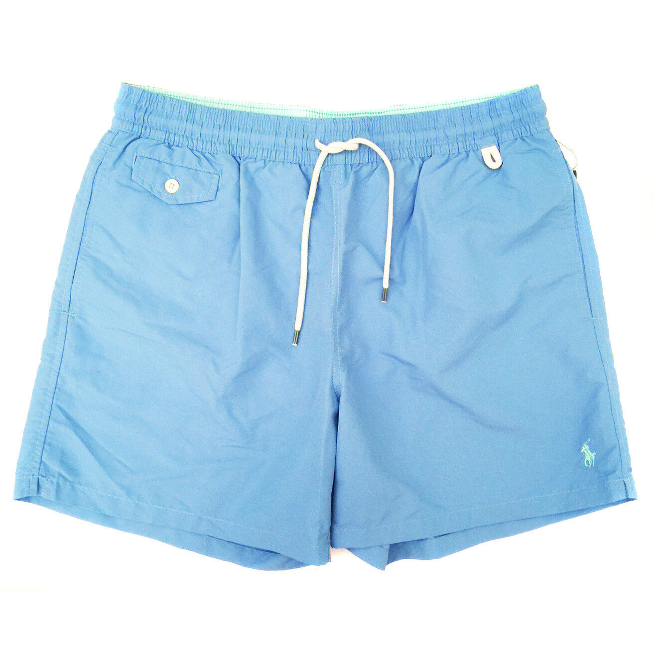 26979ba10f NEW Genuine LAUREN Light bluee Swimming Trunks Board Swim Shorts Mens XL  RALPH nowilc2097-Swimwear