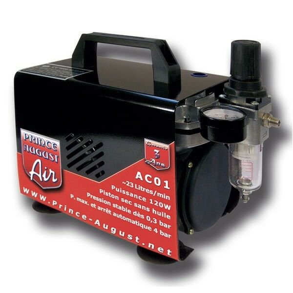 calidad oficial Prince August Compresor Compresor Compresor Ac01 (Garantía 3 Años)  el mas reciente