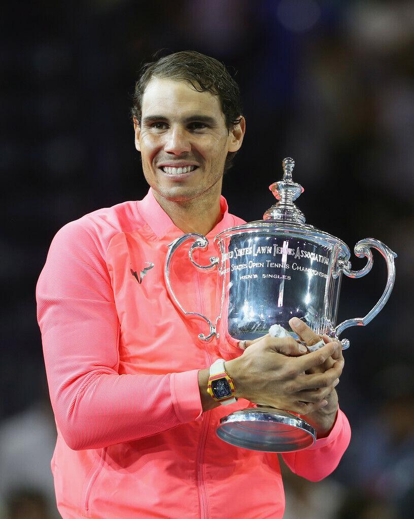 Mens Xs Rafael Nadal Nike Tennis Jacket Squadron Blue For Sale Online Ebay