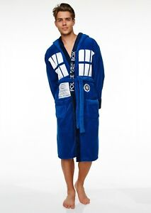 Oficial-Doctor-Who-Tardis-Adulto-Lana-Albornoz-Bata-Bata