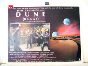 DUNE-PATRICK-STEWART-1984-OPTIONAL-SET-MEXICAN-LC