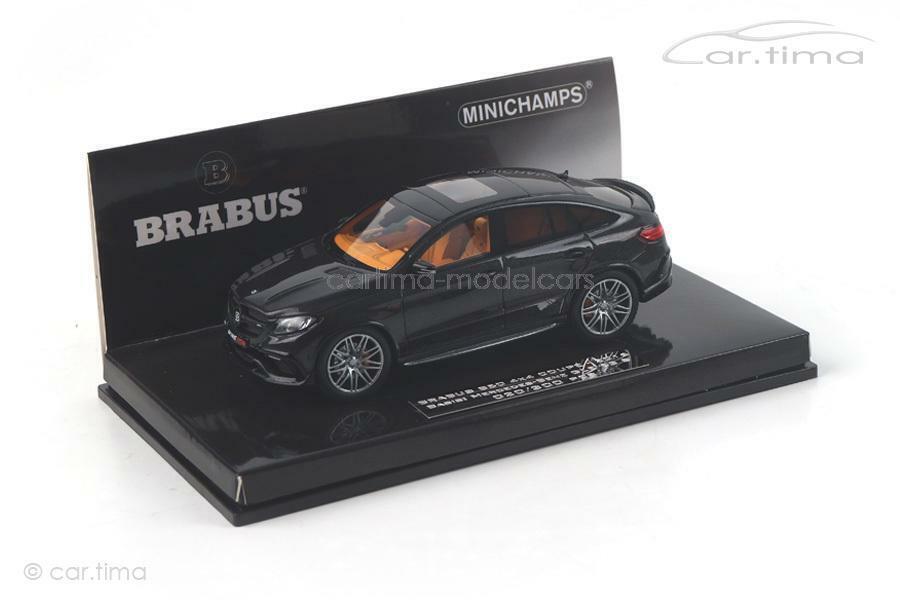 BRABUS 850 4x4 coupé sur base Mercedes-Benz AMG assimilés 63 S - 1 of 300-Minichamp