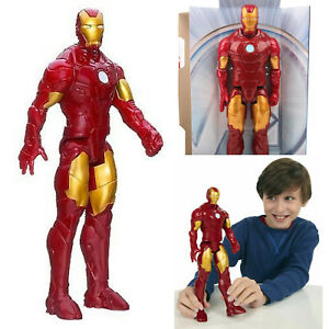 Marvel-The-Avengers-Superheld-Iron-Man-Action-Figur-Figuren-Spielzeug-30cm-12-034