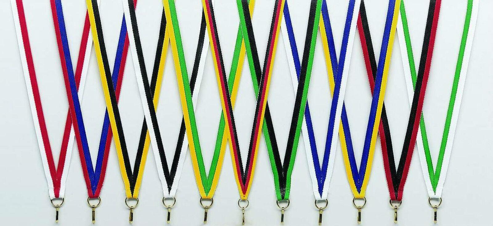 100 Bänder schmal sofort verfügbar (Sport (Sport (Sport Sieger Turnier Pokal Medaille Gravur) 715e81
