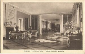Warm-Springs-GEORGIA-Georgia-Hall-Hotel-LINEN-wicker