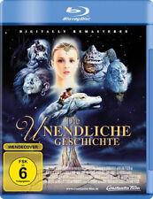 Blu-ray *  DIE UNENDLICHE GESCHICHTE - REMASTERED - Michael Ende  # NEU OVP +