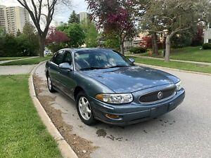 Certified 2001 Buick LeSabre Loaded $3800 obo