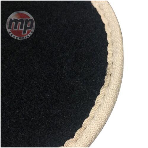 Perfect Fit Tapis Noir tapis de voiture sur mesure pour Hyundai Tucson 04-10 TWIST /& TURN