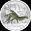 Osterreich-3-Euro-Der-Flusskrebs-12-Tier-Taler-Serie-2019-Handgehoben miniatuur 1