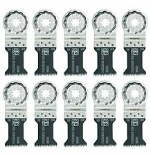 Fein Starlock E-Cut Precision Saw Blade - 1-3/8 Inch - 10 Pack NEW