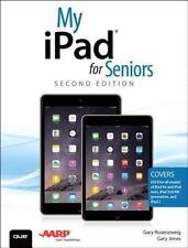 My iPad for Seniors Covers iOS 8 on all models of  iPad Air, iPad mini, iPad 3r
