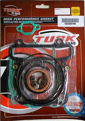 Tusk Top End Gasket Kit Yamaha Wolverine Warrior Grizzly 350 2x4 4x4 IRS