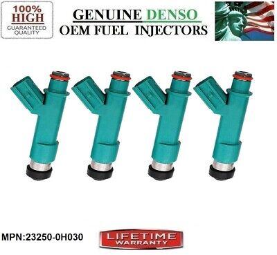 Set//4 Reman OEM Hyundai #35310-37150 Fuel Injectors 03-05 Hyundai Sonata 2.4L l4