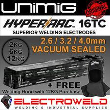26mm Unimig Hyperarc 16tc Low Hydrogen Electrodes Welding Filler Rods Stick Arc