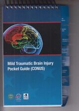 Mild Traumatic Brain Injury Pocket Guide (CONUSE) NEW Spiral Bound (EY-63)