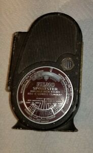 Vintage-Bell-amp-Howell-Filmo-Sportster-Double-Run-Eight-8mm-Movie-Camera-used