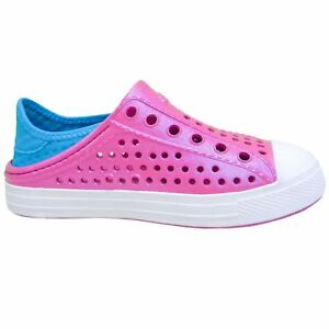 skechers plastic shoes