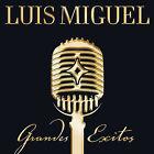 Grandes Exitos [Digipak] by Luis Miguel (CD, Nov-2005, 2 Discs, WEA Latina)