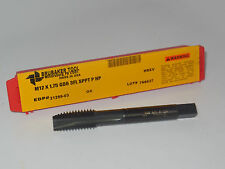 new REGAL 3//8-16 UNC NC HSS GH3 3FL Spiral Point Plug Tap 08443 USA