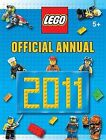 LEGO: The Official Annual: 2011 by Penguin Books Ltd (Hardback, 2010)