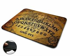 Ouija Board Graphic Premium Quality Flexible Rubber Mouse Mat / Mouse Pad