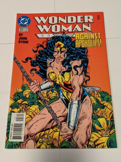 Wonder Woman #103 November 1995 DC Comics