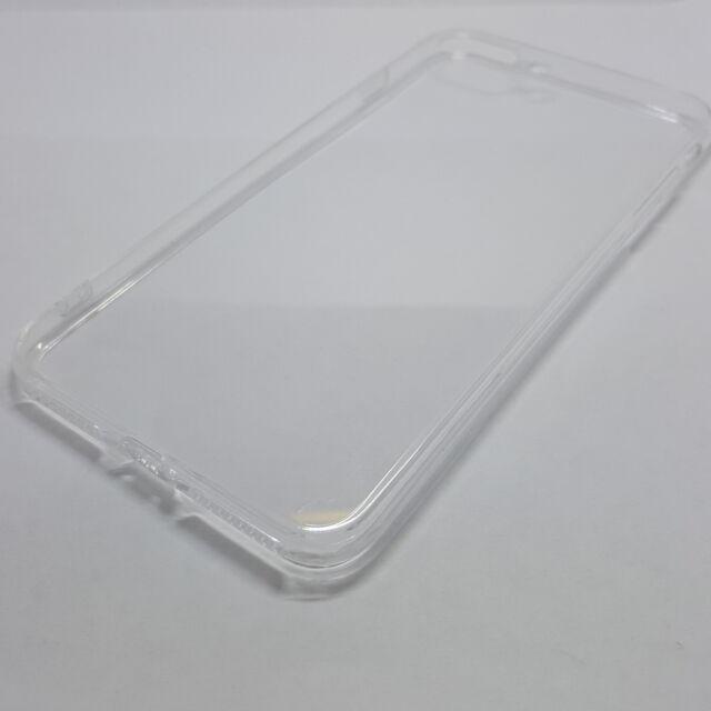Apple iPhone 7 Plus / 8 Plus - Silicone Phone Case With Dust Plug [Pro-Mobile]