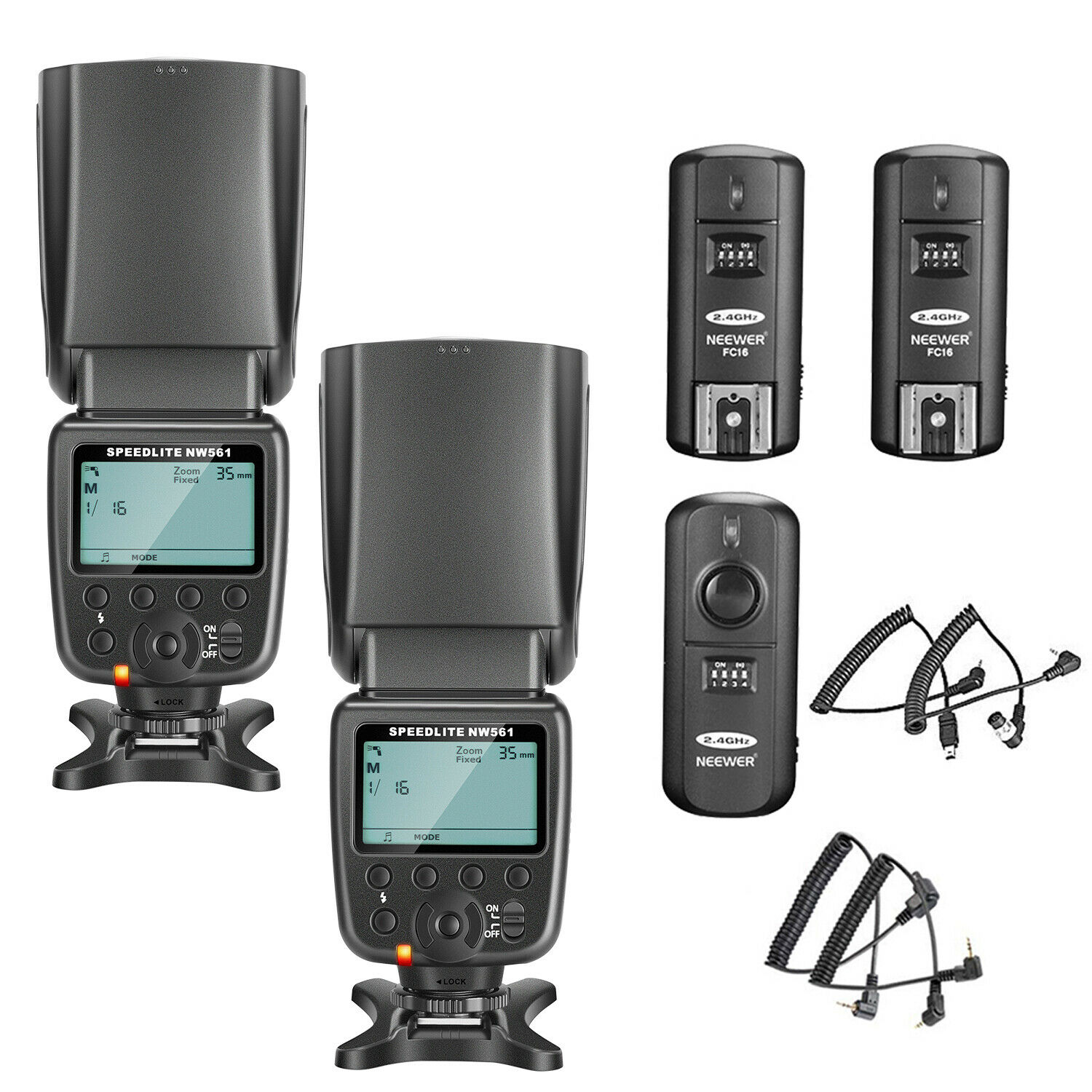 TT685C Flashpoint Zoom R2 Thinklite TTL Flash with XPROC Trigger Kit for Canon Cameras