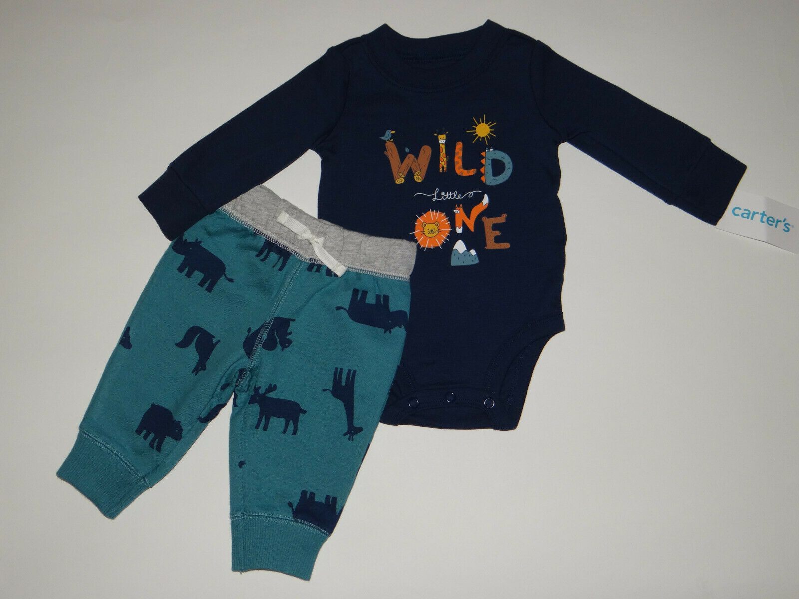 NWT, Baby boy clothes, 6 months, Carter's 2 piece set/    ~~SEE DETAILS ON SIZE~