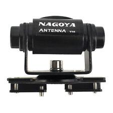 NAGOYA RB-400V Steel Hatchback Door Mount Car Antenna Bracket Support Black New