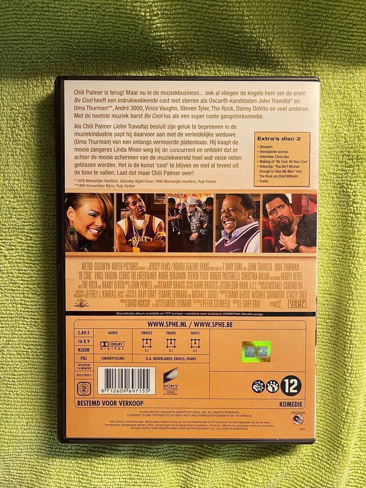 be cool , DVD, drama