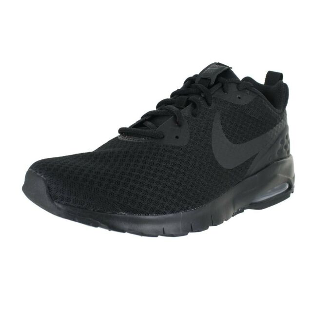 more photos c8f1f 60487 NIKE AIR MAX MOTION LOW BLACK BLACK ANTHRACITE 833260 002 MENS US SIZES