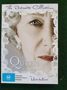 THE-QUEEN-Helen-Mirren-The-Portraits-Collection-DVD