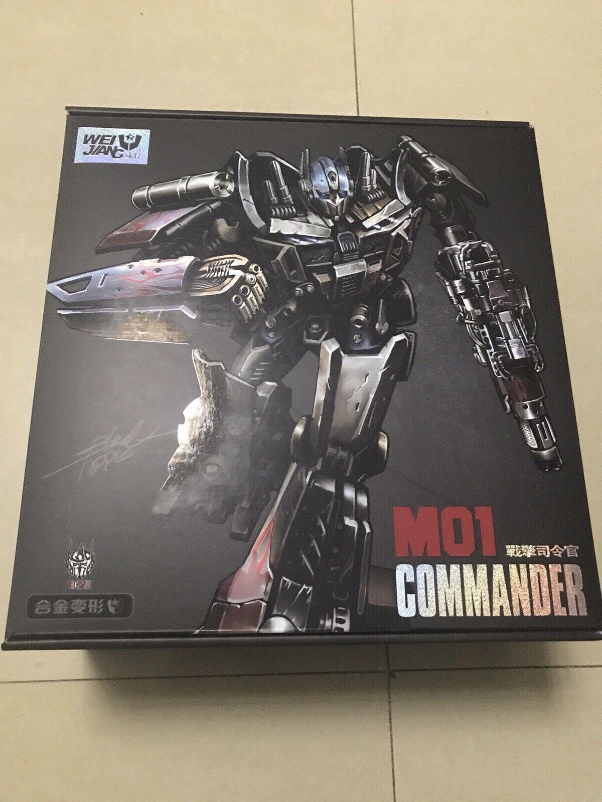 Transformatoren optimus prime m01 commander steuerhinterziehung overGröße - wei.