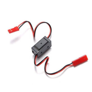 On-Off-Switch-Connector-Plug-JST-Male-amp-Female-Wire-for-RC-Model-Car-Boat-Accs