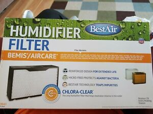 Details about BestAir Humidi Wick CB41 Replacement Wick for Bemis & Essick Air Humidifiers NIB