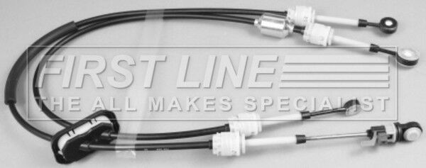Gear Change Cable FKG1086 First Line 55227529 2444JA Genuine Quality Replacement